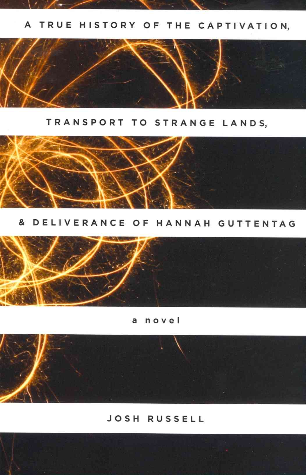 A True History of the Captivation, Transport to Strange Lands, & Deliverance of Hannah Guttentag By Russell, Josh